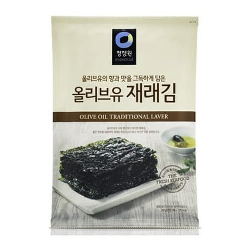 SEAWEED OLIVE OIL TRADITIONAL 4.5GR.